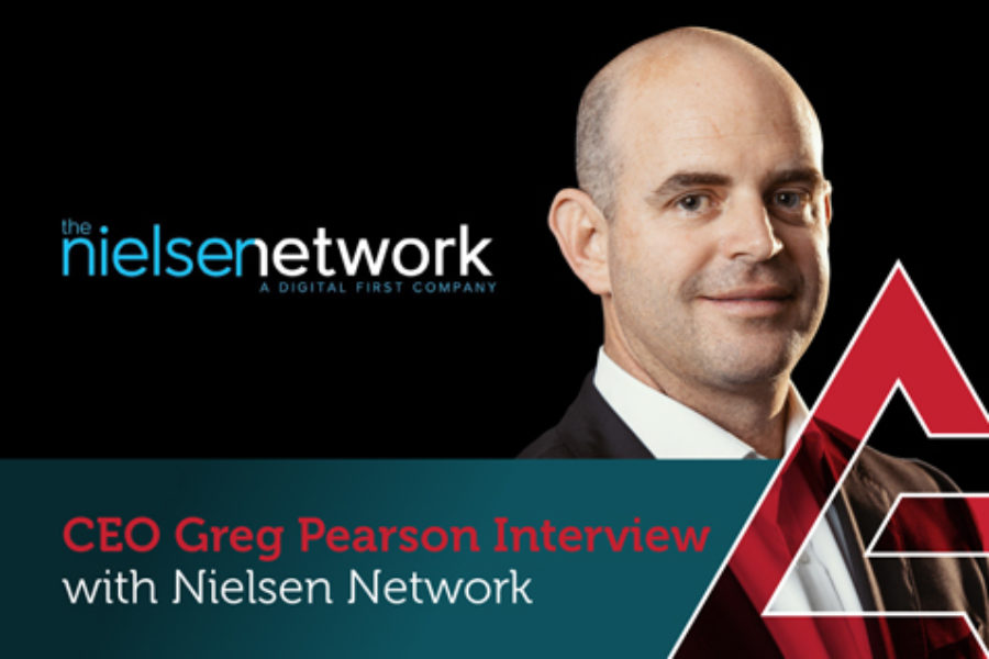 CEO Greg Pearson Interview with Nielsen Network