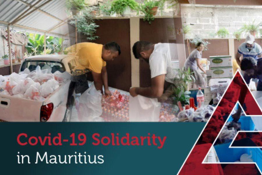 Covid-19 Solidarity in Mauritius