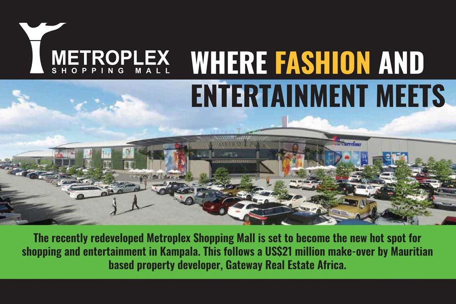 Metroplex Shopping Mall Featured in Daily Monitor