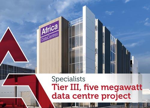 data centre development africa