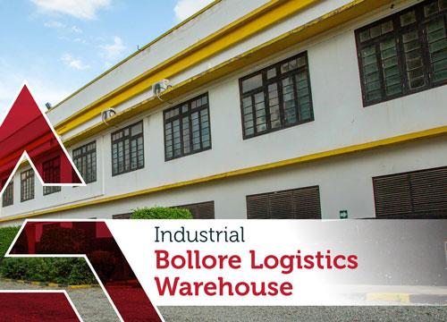 bollore logistics warehouse development