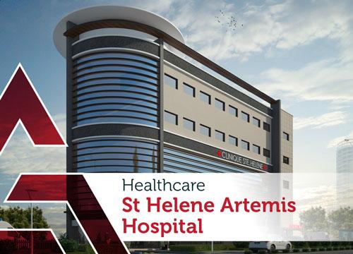 st helene artemis hospital
