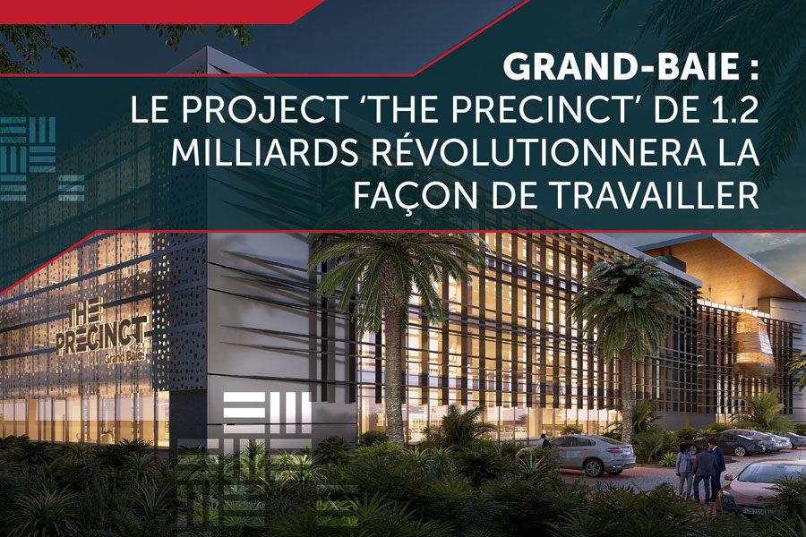 Grand-Baie : Le Project 'The Precinct' De 1.2 Milliards Révolutionnera La Façon De Travailler