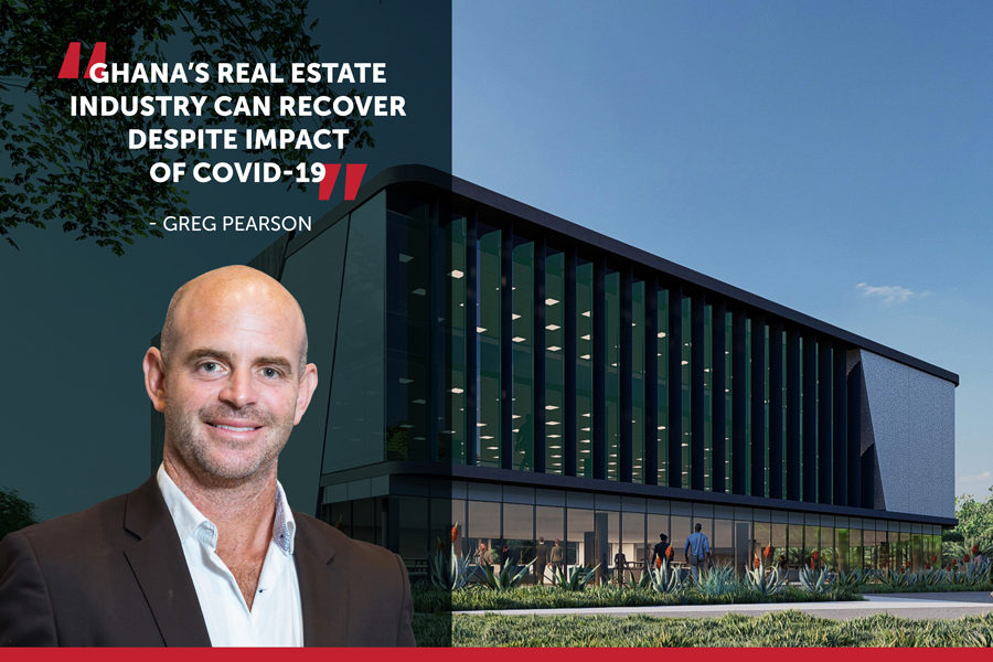 Ghana's real estate industry can recover despite impact of COVID-19 – Greg Pearson