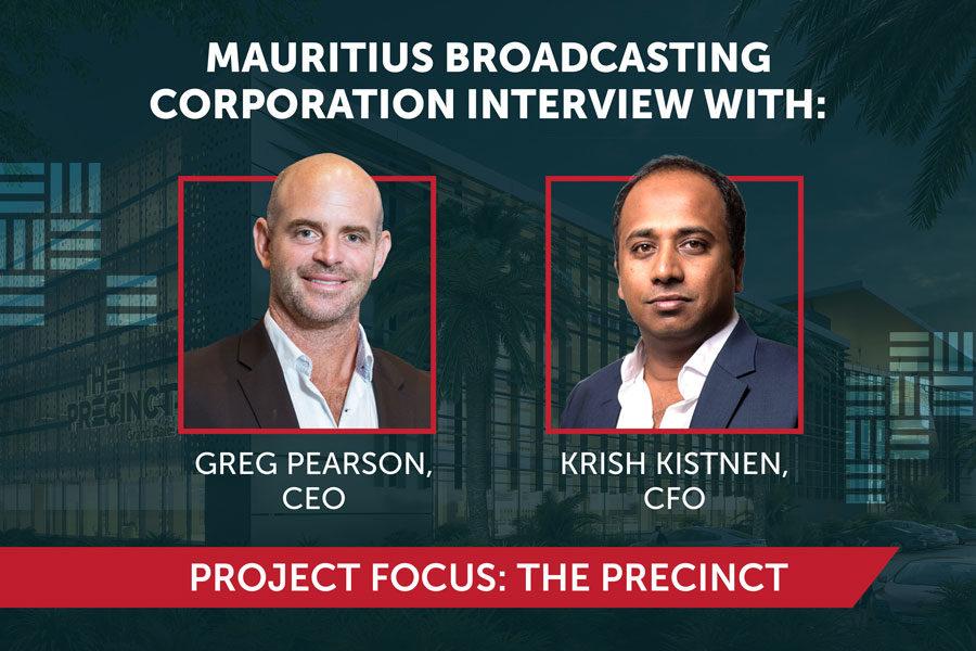Mauritius Broadcasting Corporation Interview